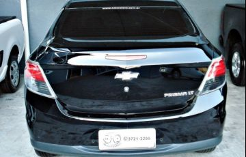 Chevrolet Prisma 1.4 MPFi LT 8v - Foto #5