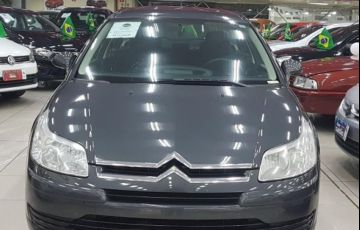 Citroën C4 Pallas Exclusive 2.0 16V Flex