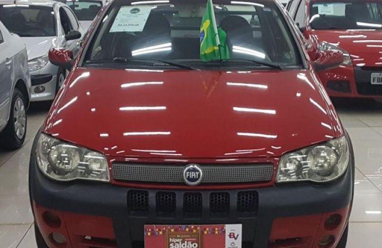Fiat Strada Trekking 1.4 MPI 8V Flex - Foto #1