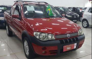 Fiat Strada Trekking 1.4 MPI 8V Flex - Foto #2