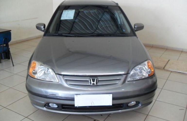 Honda Civic LX 1.7 16V - Foto #1