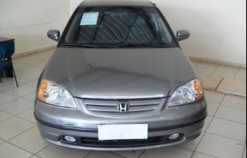 Honda Civic LX 1.7 16V