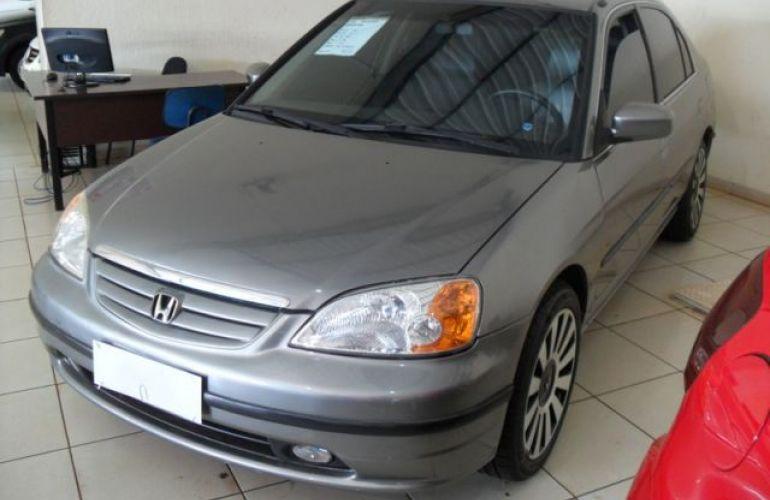 Honda Civic LX 1.7 16V - Foto #2
