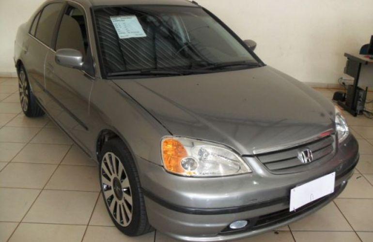 Honda Civic LX 1.7 16V - Foto #3