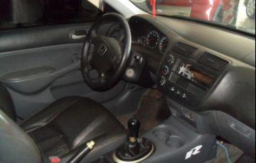 Honda Civic LX 1.7 16V - Foto #5