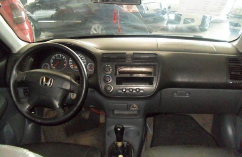 Honda Civic LX 1.7 16V - Foto #6