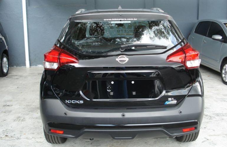 Nissan Kicks 1.6 16V Sl - Foto #4