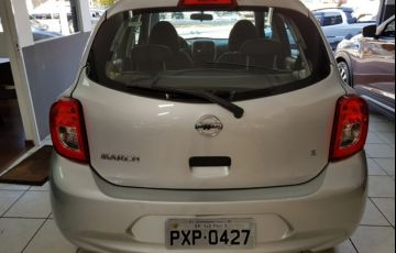 Nissan March 1.0 12V S (Flex) - Foto #3