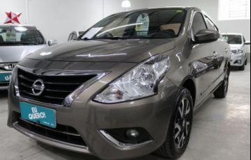 Nissan Versa UNIQUE 1.6 16V Flex