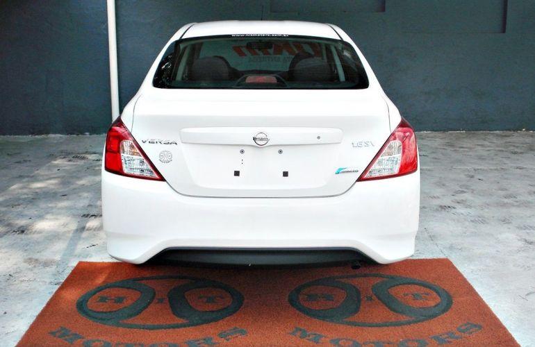 Nissan Versa 1.6 16V Flexstart Sv - Foto #4