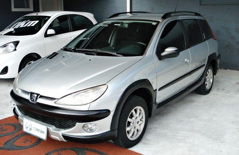 Peugeot 206 1.6 Escapade Sw 16v - Foto #3