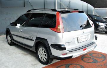 Peugeot 206 1.6 Escapade Sw 16v - Foto #5