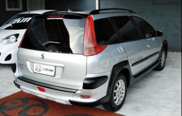 Peugeot 206 1.6 Escapade Sw 16v - Foto #6