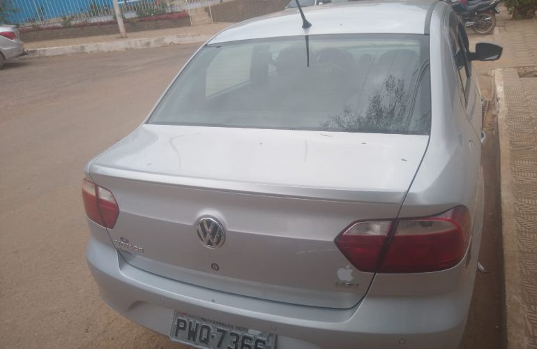 Volkswagen Voyage 1.6 VHT Comfortline (Flex) - Foto #2