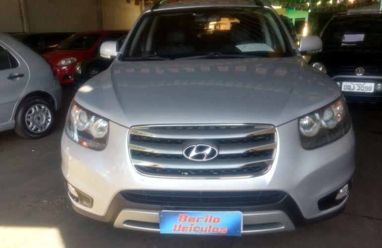 Hyundai Santa Fe GLS 3.5 V6 4x4 5L - Foto #1