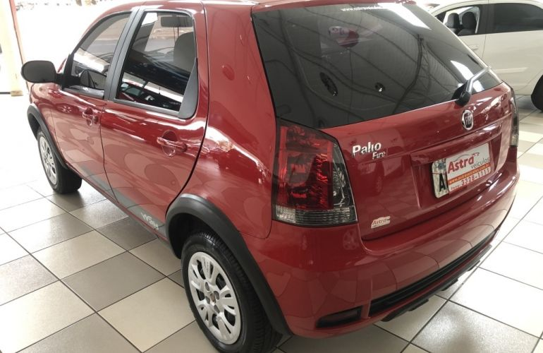 Fiat Palio Fire Way 1.0 8V (Flex) - Foto #5