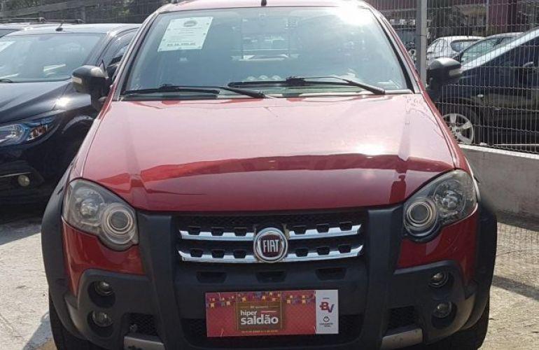 Fiat Strada Adventure Locker Cabine Dupla 1.8 MPI 16V Flex - Foto #1