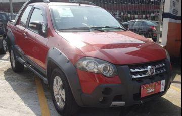 Fiat Strada Adventure Locker Cabine Dupla 1.8 MPI 16V Flex - Foto #2