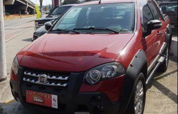 Fiat Strada Adventure Locker Cabine Dupla 1.8 MPI 16V Flex - Foto #3