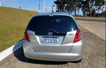 Honda New Fit LX 1.4 (flex) (aut) - Foto #8