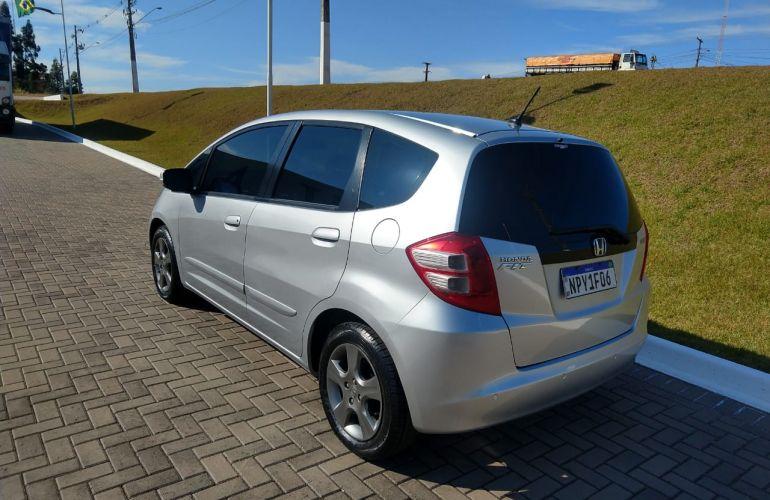 Honda New Fit LX 1.4 (flex) (aut) - Foto #9