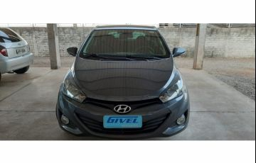 Hyundai HB20 1.6 Comfort Style (Aut)