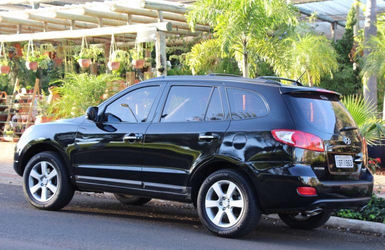 Hyundai Santa Fe GLS 2.7 V6 4x4 - Foto #2