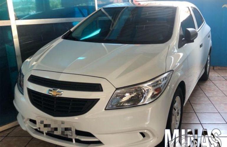Chevrolet Onix Joy 1.0 MPFI 8V - Foto #2