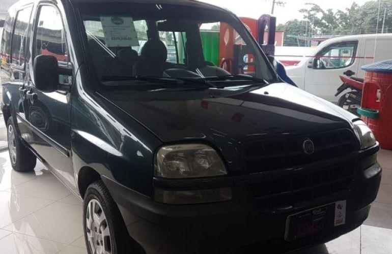 Fiat Doblò ELX 1.8 MPI 8V Flex - Foto #2
