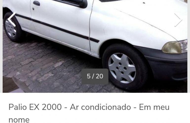 Fiat Palio ELX 1.0 MPi - Foto #10