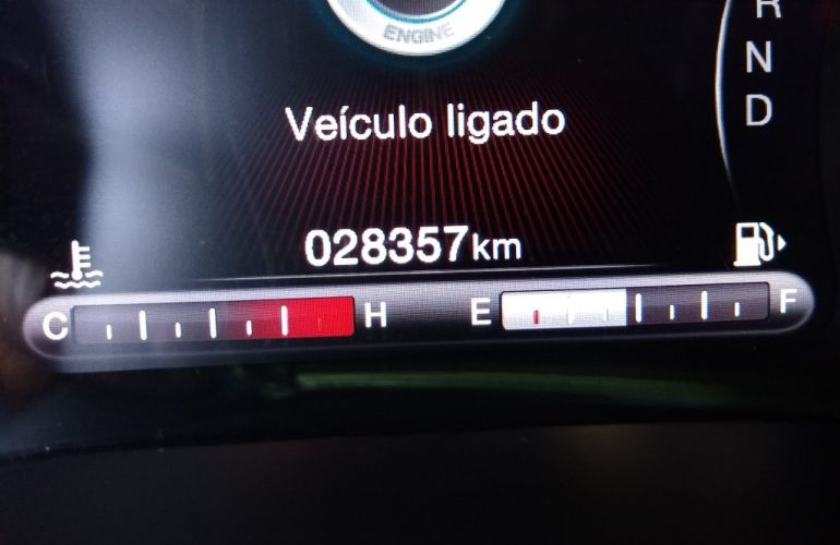 Fiat Toro Volcano 2.0 diesel AT9 4x4 - Foto #10