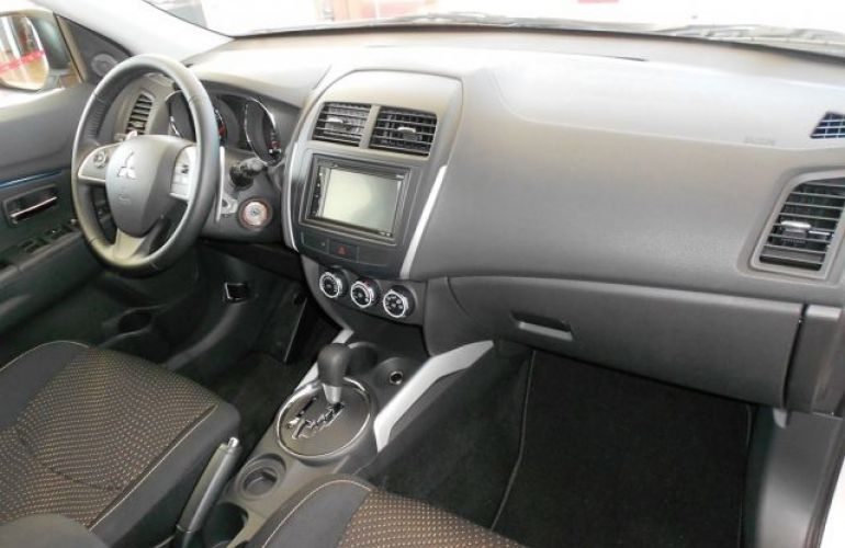 Mitsubishi ASX CVT 4X2 2.0 16V - Foto #5