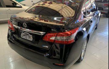 Nissan Sentra SL 2.0 16V (flex) (aut) - Foto #4