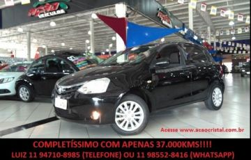 Toyota Etios XLS 1.5 16V Flex - Foto #1