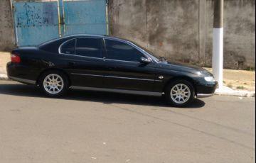 Chevrolet Omega CD 3.8 SFi V6 (Aut) - Foto #6