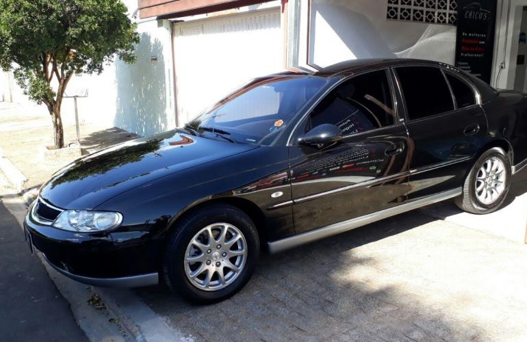 Chevrolet Omega CD 3.8 SFi V6 (Aut) - Foto #7
