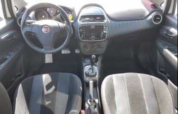 Fiat Punto Sporting 1.8 16V Dualogic (Flex) - Foto #3