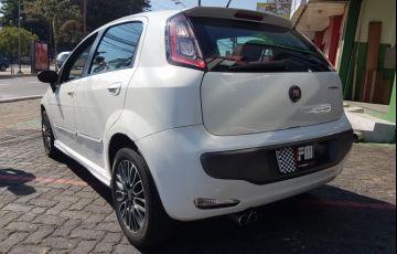 Fiat Punto Sporting 1.8 16V Dualogic (Flex) - Foto #7