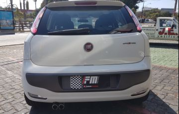 Fiat Punto Sporting 1.8 16V Dualogic (Flex) - Foto #9