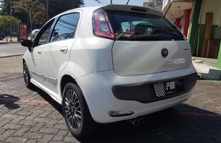 Fiat Punto Sporting 1.8 16V Dualogic (Flex) - Foto #10