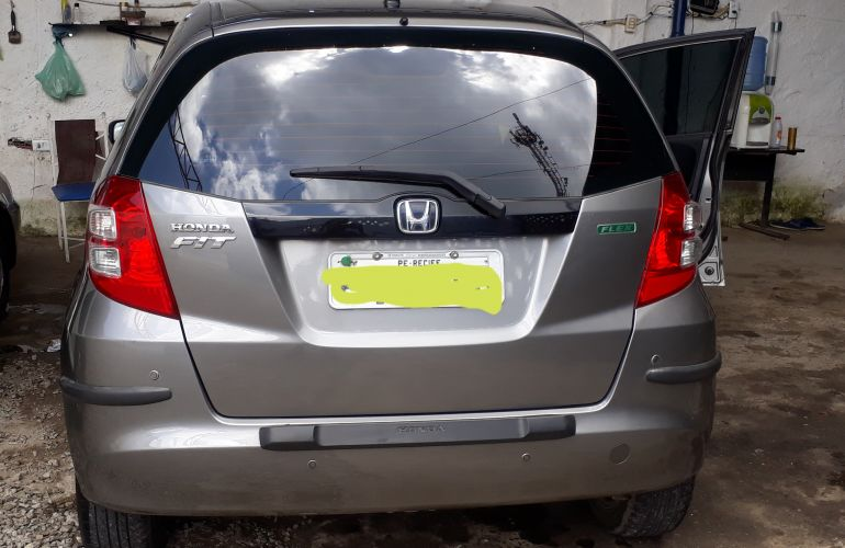 Honda New Fit EX 1.5 16V (flex) (aut) - Foto #4