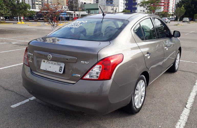 Nissan Versa 1.6 16V SV - Foto #7