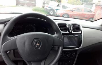 Renault Logan Expression Pack Avantage 1.0 12V SCe (Flex) - Foto #10