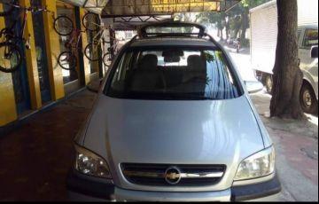 Chevrolet Zafira Expression 2.0 (Flex) (Aut) - Foto #5
