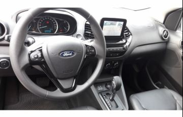 Ford Ka Sedan Titanium 1.5 (Flex) (Aut) - Foto #5