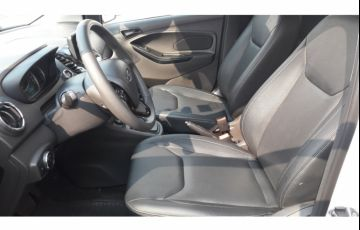 Ford Ka Sedan Titanium 1.5 (Flex) (Aut) - Foto #7