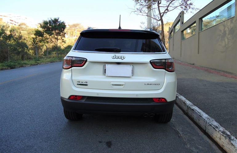 Jeep Compass 2.0 TDI Limited 4WD (Aut) - Foto #4