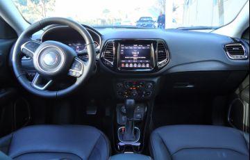 Jeep Compass 2.0 TDI Limited 4WD (Aut) - Foto #8