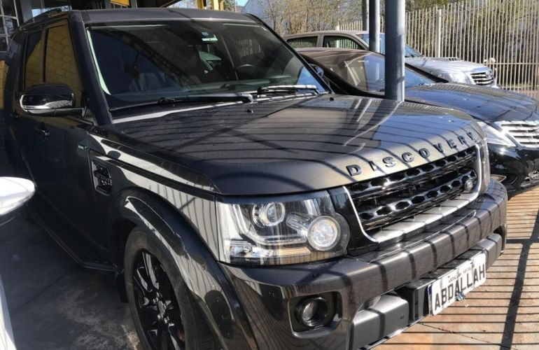Land Rover Discovery 4 S 3.0 SDV6 4X4 - Foto #1
