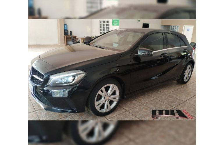 Mercedes-Benz Classe A 200 Urban 1.6 DCT Turbo - Foto #1